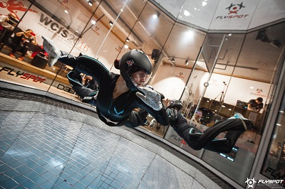 Volition at Indoor Skydiving World Cup Warsaw